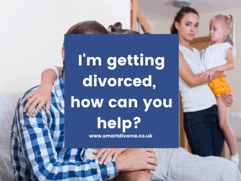 I'm getting divorced