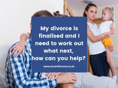 My divorce is finalised, what next?