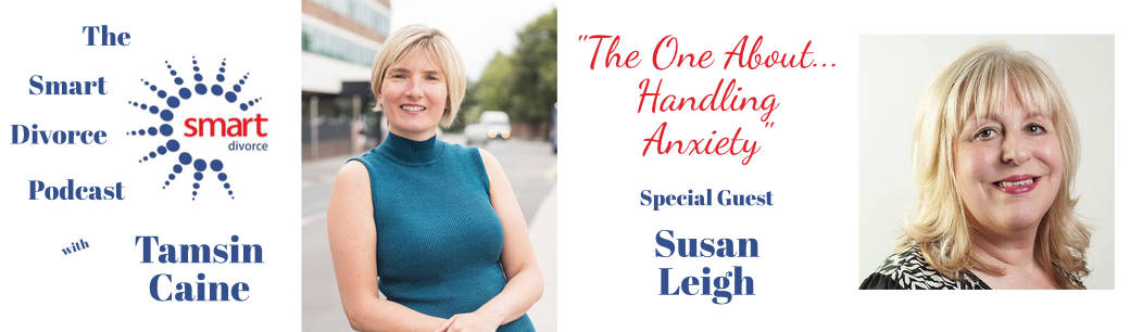 Podcast by Susan Leigh for Smart Divorce