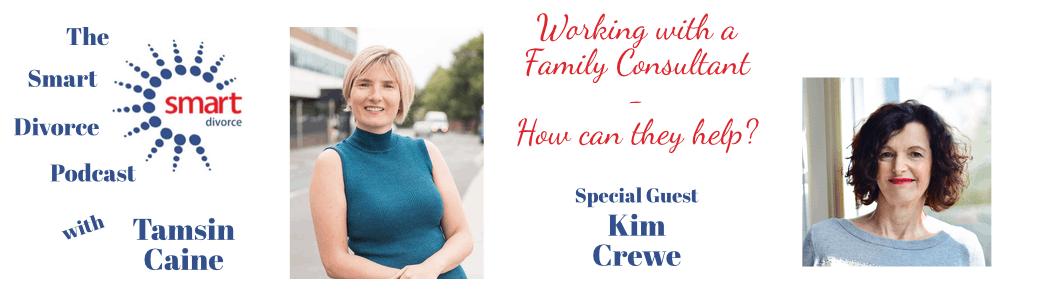 Kim Crewe for Smart Divorce